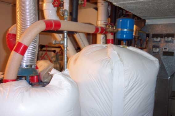 insulated water heaters